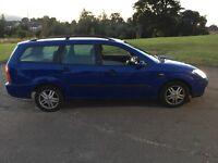 Diesel Ford Focus estate 1.8 tddi Mot'd till July 17