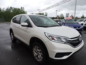 2015 Honda CR-V SE/JAMAIS ACCIDENTE/UN PROPRIETAIRE