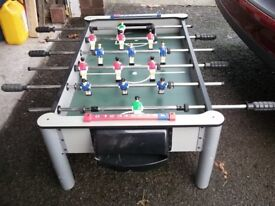 Table football game in good condition.