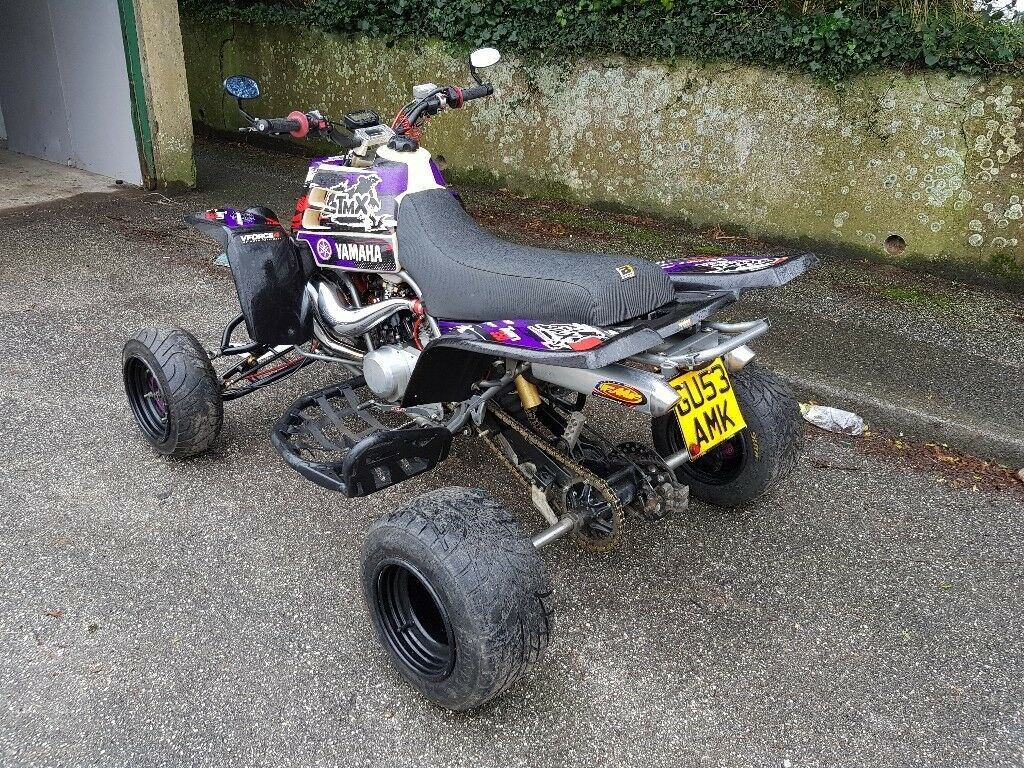 yamaha banshee 350 road legal in st columb cornwall gumtree. Black Bedroom Furniture Sets. Home Design Ideas