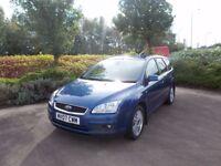 Ford Focus 2.0i Ghia Estate 77000 fsh Impeccable bills.