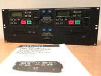 Denon DN-2000F MkII Dual CD Player & RC35 Remote Controller