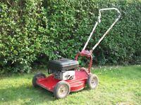 mountfield m4 rough cut mower like hayterette mower padock orchard mower allotment mower