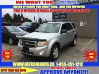 2010 Ford Escape XLT FWD**** Get Driving Today!