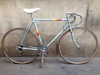 1987 Made in France Peugeot P10SA Vintage Road Racing City Bike Bicycle - Size 56cm - 10 Speeds