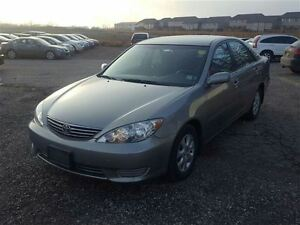 2006 Toyota Camry LE - FREE NEW WINTER TIRE PACKAGE INCLUDED London Ontario image 1