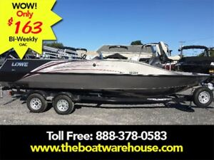2018 Lowe Boats SD 224 Mercury 150HP 4S