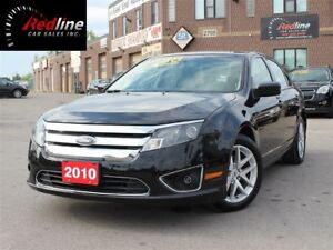 2010 Ford Fusion SEL 3.0L V6 Bluetooth-Sunroof