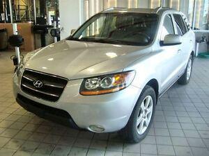 2008 Hyundai Santa Fe Limited V6 AWD AVEC BAS KM!!!