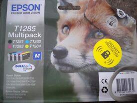 EPSON printer ink Multipack T1285