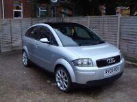 Audi A2 1.4 TDI Noly £30 a year TAX