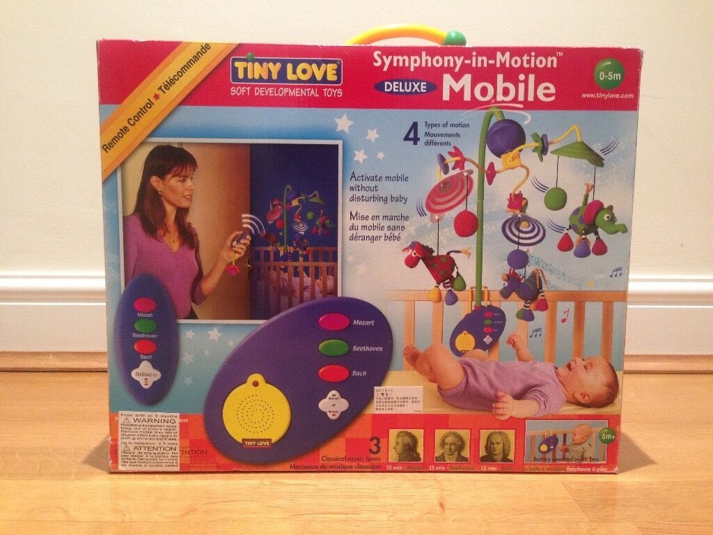 Tiny Love Symphony-in-Motion Mobile / Cot Mobile