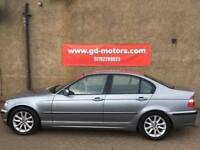 2004 BMW 320 D ES, 1 YEAR MOT, SERVICE HISTORY, WARRANTY, NOT ASTRA MEGANE S40 FOCUS GOLF A3
