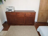 Good Quality Wooden Sideboard 1800mm X 450mm X 900mm Grab a bargain