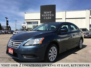 2014 Nissan Sentra SV | BLUETOOTH | NO ACCIDENTS
