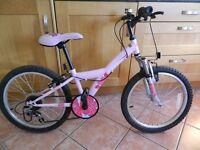 Apollo Kinx girls 16 inch wheel bike bicycle