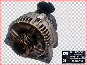 Holden Vectra JR - JS 1997 - 2000 2.5L Genuine Bosch Alternator Bonnyrigg Heights Fairfield Area Preview