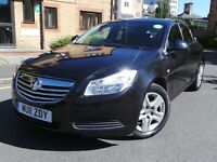 Vauxhall Insignia 2.0 CDTi 16v Exclusiv PCO REGISTERED 12 MONTHS WARRANTY INCLUDED