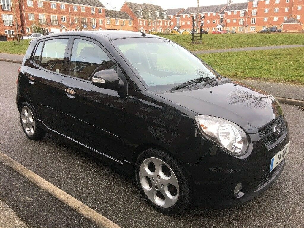 2008 Kia Picanto 3, 1.1 Manual, Full Dealer Service History, 1 Former Keeper