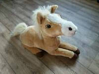 Fur Real interactive pony and dog