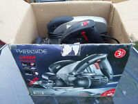 Parkside Circular Saw, hardly used, still in the box