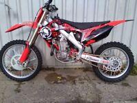 HONDA CRF450R 2012 not ktm kxf klx kx yz yzf rm rmz cr crf