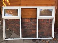 Double glazing windows