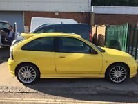 Mg zr spares and repairs