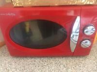 Microwave - Hinari Lifestyle-red, S11