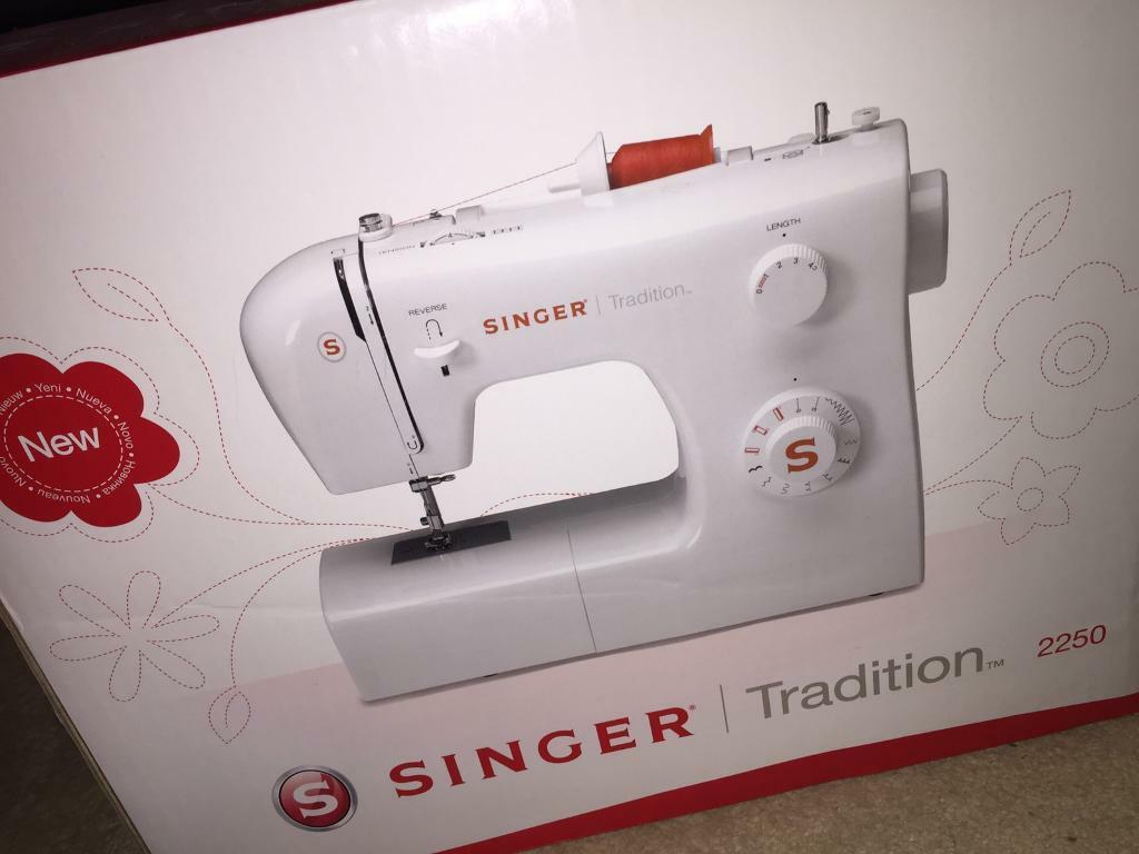 Singer Tradition 2250 Sewing Machine in Liverpool  : 86 from www.gumtree.com size 1024 x 768 jpeg 59kB