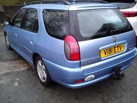 ★Peugeot 306 ( 1.9 Diesel with tow bar )★astra van leon 307 207 vectra focus bmw vw passat golf