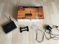 D-Link Wireless Router DIR-301 Nordrhein-Westfalen - Lohmar Vorschau