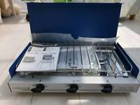 Campingaz camping gas stove and case