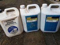 Mortar Plasticiser and Waterproofer