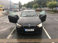 BMW 1 SERIES M SPORT 2013 SUNROOF/HEATED SEATS/EXCELLENT CONDITION