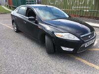 Ford mondeo 2009 2.0 diesel ghia 6 speed box drives great