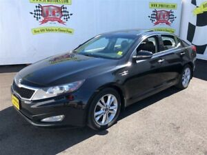 2013 Kia Optima EX, Automatic, Leather, Panoramic Sunroof