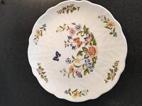 Aynsley Cottage Garden Vintage Serving Plate