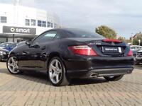 Mercedes-Benz SLK SLK250 CDI BLUEEFFICIENCY AMG SPORT (black) 2013-02-15