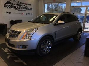 2010 Cadillac SRX sunroof leather nav
