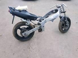 Kawasaki frame