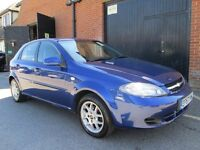 2007 (57) CHEVROLET LACETTI AUTOMATIC 20,000 MILES Part exchange availale / All cards accepted