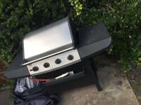 Ultar 4 burner gas BBQ.