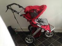 brand new, never used Farlin pushchair/stroller £125 ono
