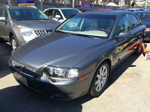2006 Volvo S80 2.5T AWD Luxury Leather Sunroof Alloys All Power