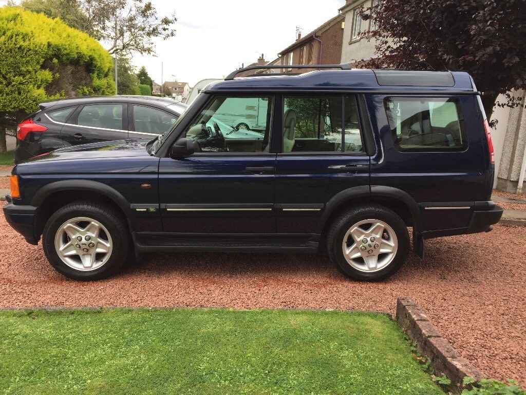 Land Rover Discovery 2 4 0 V8 For Sale In Eaglesham