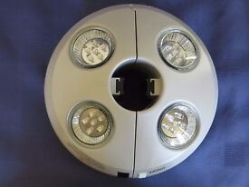 Garden Parasol Light (LED) Battery Rechargeable - Brand New in Box