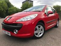 Peugeot 207 1.4 Sport 16V | Only 66k Miles |Hatchback| Reverse Parking Sensor | 12 Months MOT