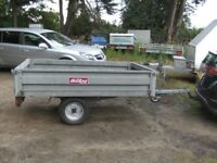 GALVANISED 6-6 X 4-0 FLATBED TRAILER DROPSIDES TAIL & FRONT...............