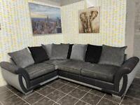 Stunning new DFS corner sofa